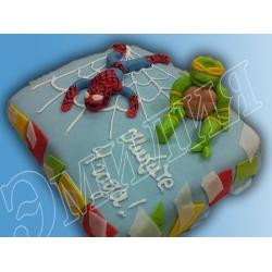 Детский торт №67