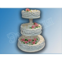 Торт на подставке №2