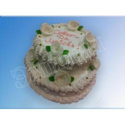 Ярусный тортик №33: заказать, доставка