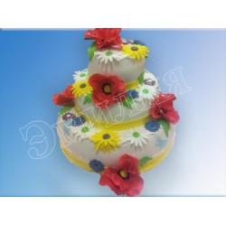 Ярусный тортик №47: заказать, доставка