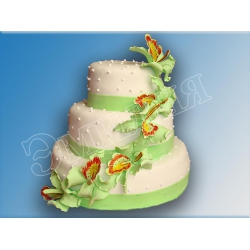 Ярусные тортики: заказать, доставка