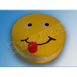 Торт на день рождения №17