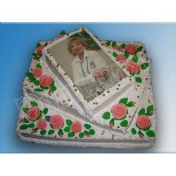 Торт с фото №17