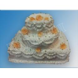 Ярусный тортик №25: заказать, доставка