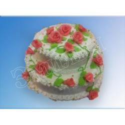 Ярусный тортик №39