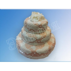 Ярусный тортик №34: заказать, доставка
