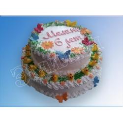 Детский торт №74