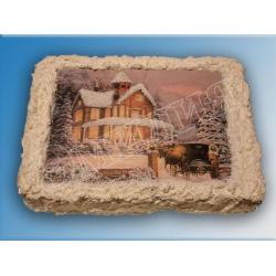 Торт новогодний №1