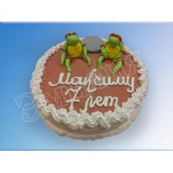 Детский торт №83