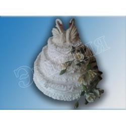 Ярусный тортик №2: заказать, доставка