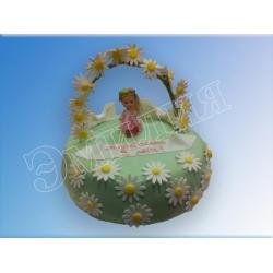 Детский торт №75
