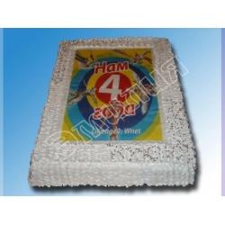 Торт корпоративный №26