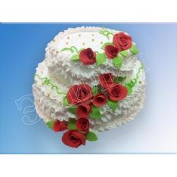 Ярусный тортик №48