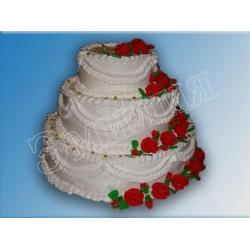 Торт юбилейный №8