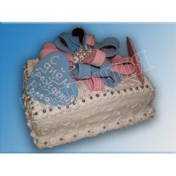 Торт на день рождения №15