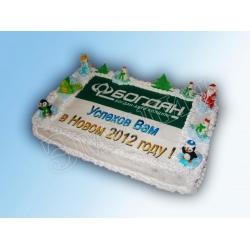 Торт Корпоративный №118