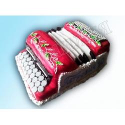 Торт музыкальный №1
