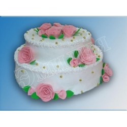 Торт юбилейный №13