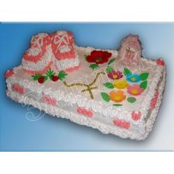 Детский торт №37