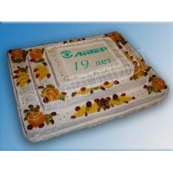 Торт корпоративный №62