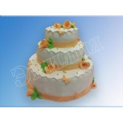 Торт юбилейный №61