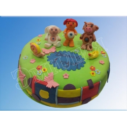 Детский торт №88
