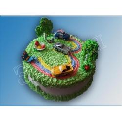 Детский торт №8