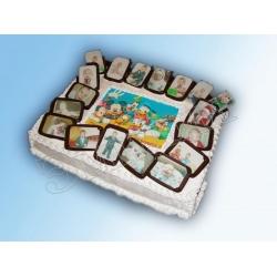 Детский торт №63