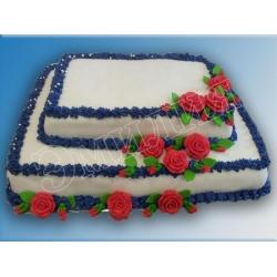 Торт юбилейный №2