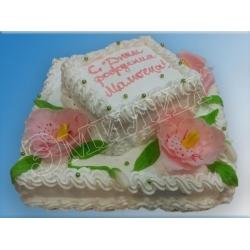 Торт на день рождения №41