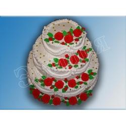 Ярусный тортик №11: заказать, доставка