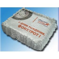 Торт корпоративный №10