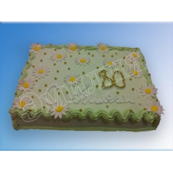 Торт юбилейный №65