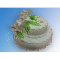 Ярусный тортик №36: заказать, доставка