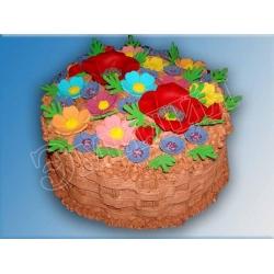 Торт на день рождения №32