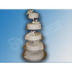 Торт на подставке №1