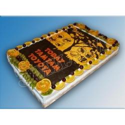 Торт корпоративный №90