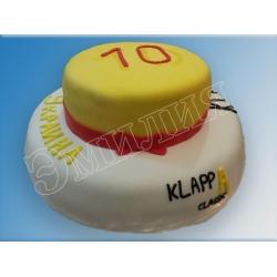 Торт корпоративный №122