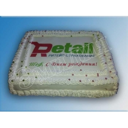 Торт корпоративный №43