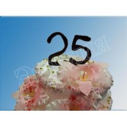 Торт юбилейный №4