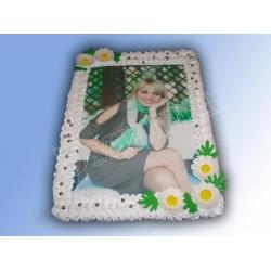 Торт с фото №46