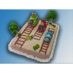 Торт мульт-герой №2