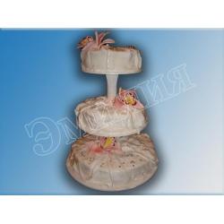 Торт на подставке №6: заказать, доставка