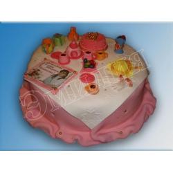 Торт для девочек №6