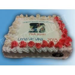 Торт корпоративный №119