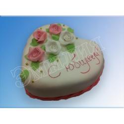Торт юбилейный №57