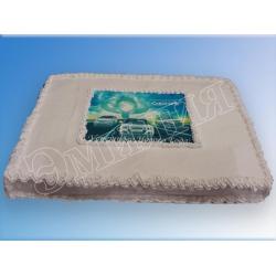Торт новогодний №20