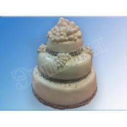 Ярусный тортик №35