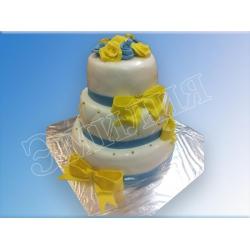 Ярусный тортик №43