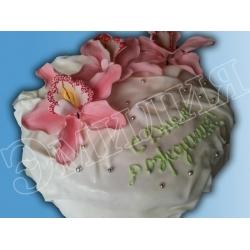 Торт на день рождения №35